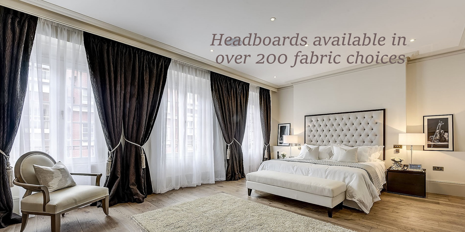 Headboards and Interiors